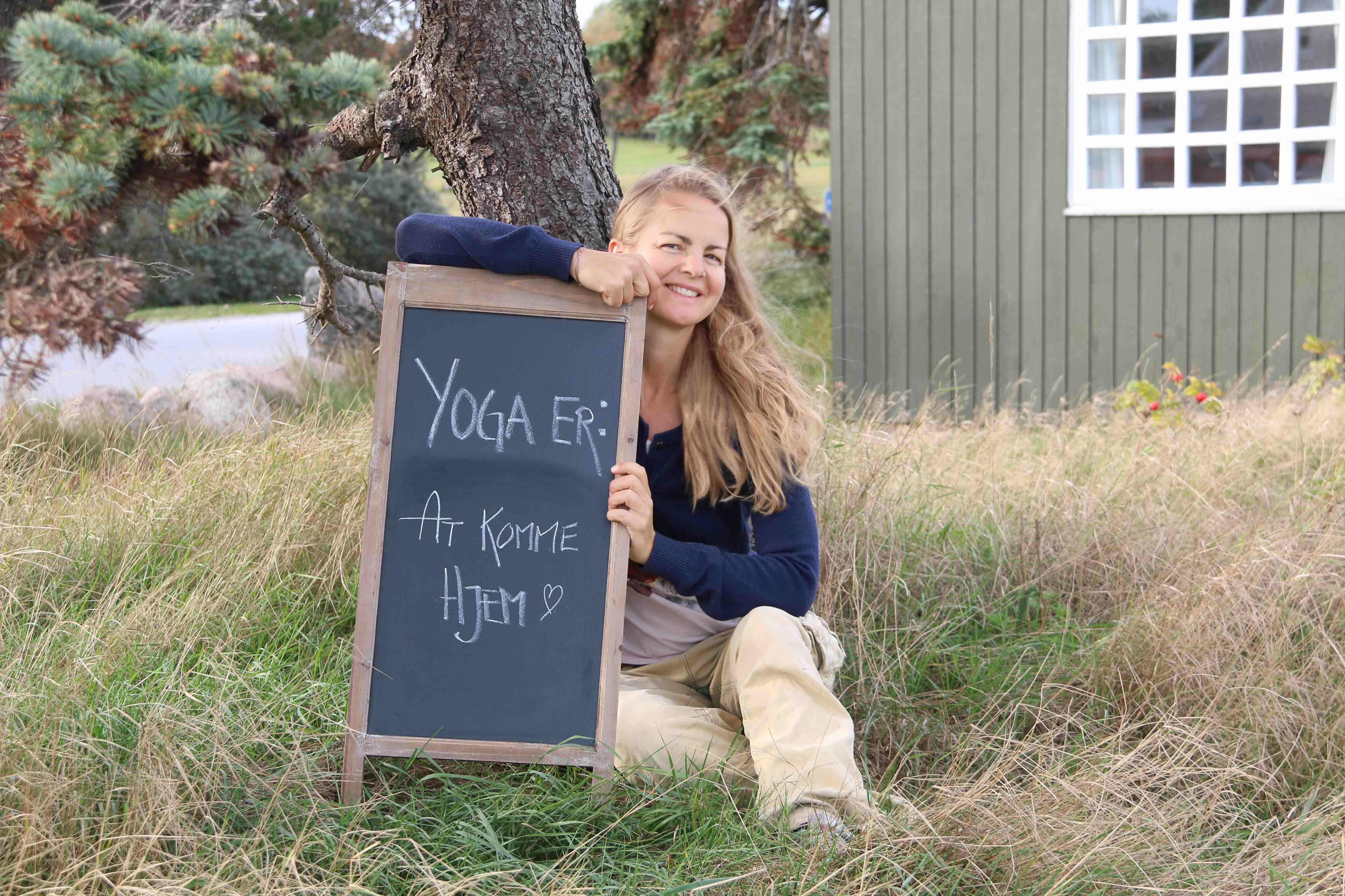 Anette Meldgaard Yogalærer