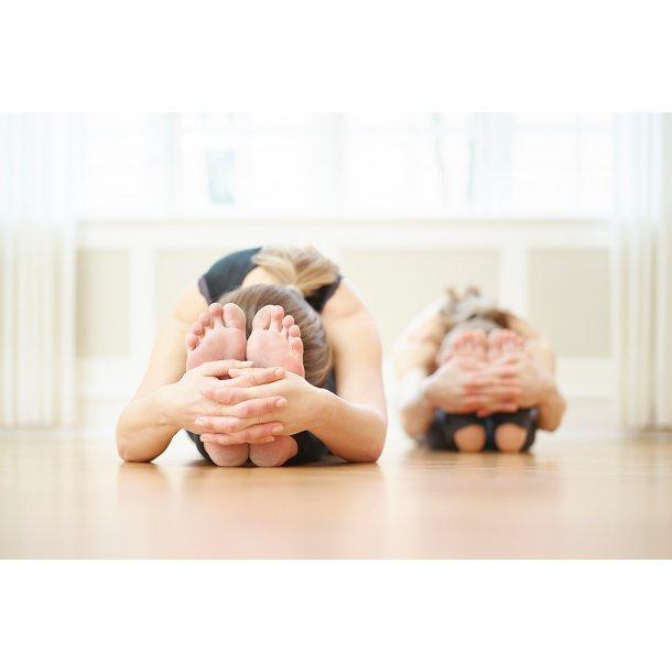 Yoga for alle onsdag kl. 17.00 - 18.30 (start 16. januar 2019)